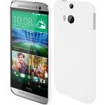 Pouzdro Coby Exclusive HTC One 2 bílé