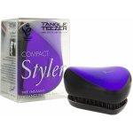 Tangle Teezer Compact Styler Purple Dazzle kartáč na vlasy b5ad8dd9ffb
