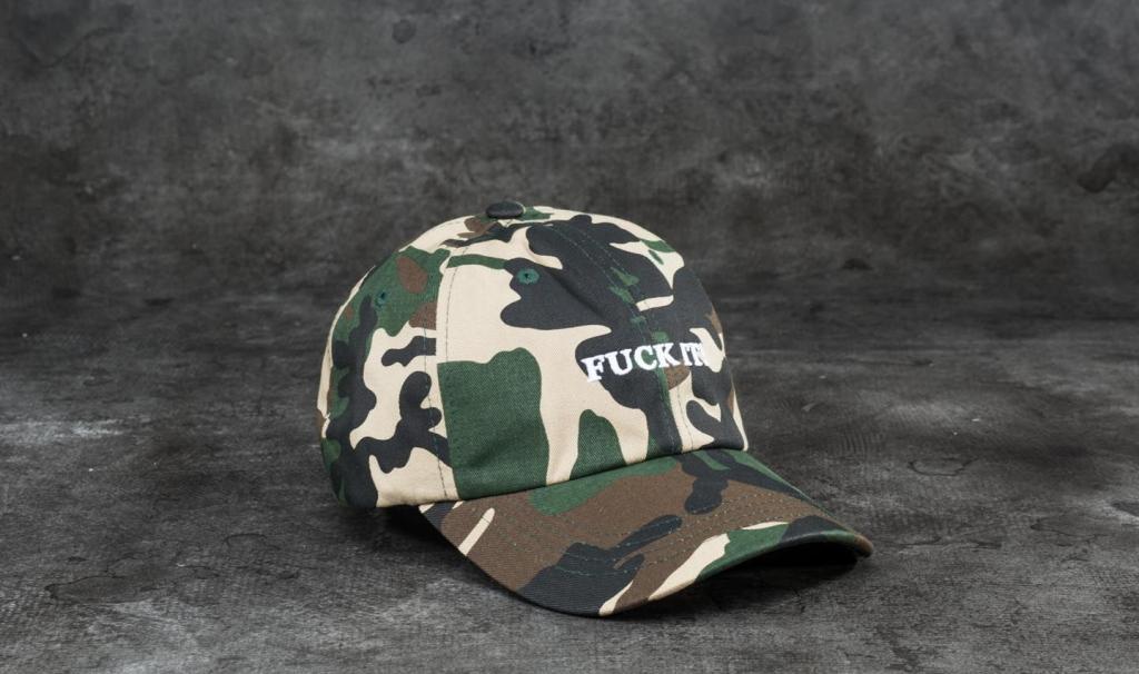 f74a192c536 HUF Fuck It Dad Cap Camo alternativy - Heureka.cz