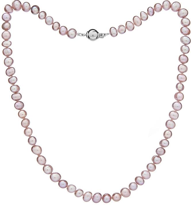 6a8375b81 Buka Perlový náhrdelník Mutiara 6 AA růžový 705 od 2 700 Kč - Heureka.cz