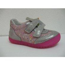 e8c2dc99d66d D.D.STEP Dětské kožené boty svítící podešev 09-0504