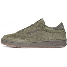 Sneakers tenisky Reebok Club C 85 SG Hunter Green   White Gum a57e6dbd7d2