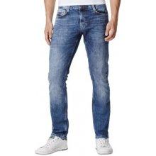 Pánské jeans Mustang Oregon Tapered modrá