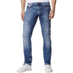 Pánské džíny Pánské jeans Mustang Oregon Tapered modrá bf463d0368