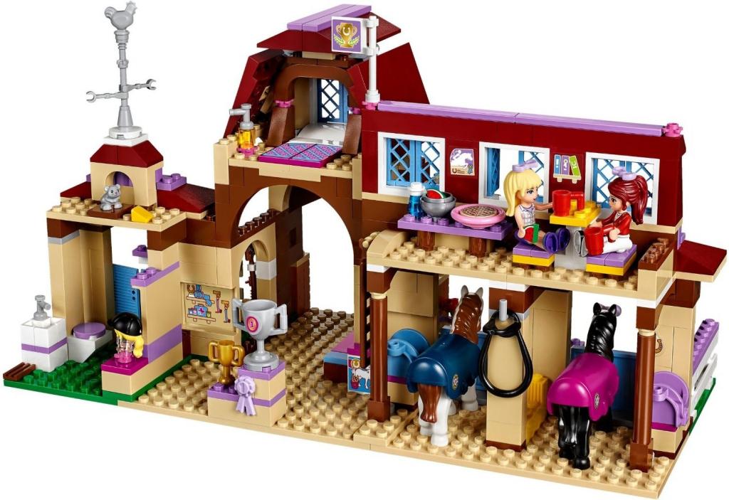 43b8aaa8c Lego FRIENDS 41126 jezdecký klub od 1 227 Kč - Heureka.cz