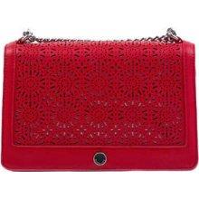 5d4ffc1f6595 Monnari dámská crossbody kabelka červená X200 X200