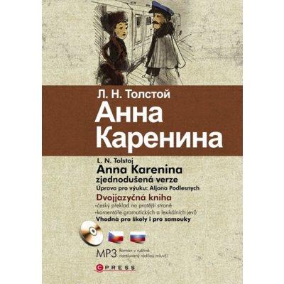 Anna Karenina /bilingvní Lev Nikolajevič Tolstoj