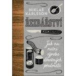 Řezbářství - Jak na ruční výrobu dřevěných předmětů - Niklas Karlsson