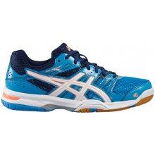 Asics Gel-ROCKET 7 W modré B455N-4301 fe0948defed