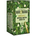 Heath & Heather Organic Imperial Matcha Green Tea ALU 20 sáčků