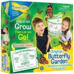 Motýlí zahrádka 5 housenek Butterfly Garden