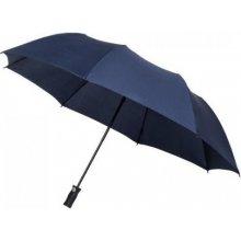 Skládací deštník MAX tm. modrý