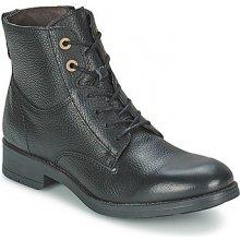Casual Attitude kotníkové boty GUINELLE černé