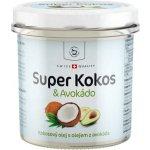 Kokosový olej Super Kokos s avokádem na vaření - 300 ml