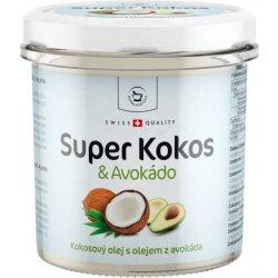Herbamedicus kokosový olej Super Kokos s avokádem 300 ml