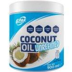 6PAK Nutrition Coconut Oil Unrefined 900 ml