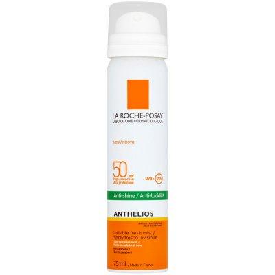 La Roche-Posay Anthelios spray na opalování na obličej SPF50 75 ml