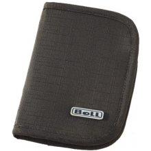 Boll ZIP wallet black peněženka