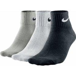 Nike ponožky 3PPK CUSHION QUARTER VÍCE BAREV - Nejlepší Ceny.cz 539ac8931b