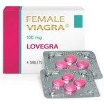 Lovegra 100 mg - 1 balení 4 ks