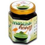 honeyherbs Matcha honey sklo 250 g