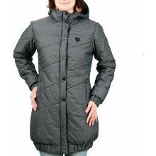 Funstorm bunda dámská zimní kabátek Togi 20 šedá