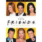 Friends: The End - Seasons 8-10 DVD