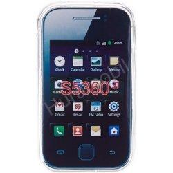 Pouzdro CELLY Gelskin Samsung S5360 Galaxy Y
