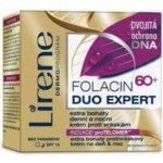 Lirene Folacin Duo Expert 60+ extra bohatý denní a noční krém proti vráskám 50 ml