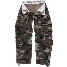 Patton předeprané Woodland kalhoty