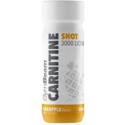 GymBeam Carnitine 3000 Liquid Shot 60 ml