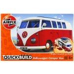 AIRFIX Quick Bulid J6017 Volkswagen Camper Van