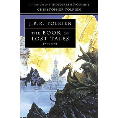 Book of Lost Tales C. Tolkien, J. Tolkien