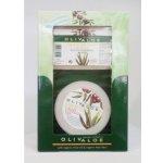 OlivAloe Natural cosmetics Tělové máslo suchá a poškozená pokožka 80 ml + Tradiční Olivové mýdlo 100 g dárková sada