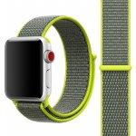 AppleMix Řemínek pro Apple Watch 44mm Series 4 / 42mm 1 2 3