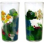 Banquet Sada dětských sklenic MOŘSKÝ SVĚT 220 ml, 2 ks