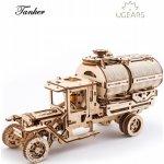 Ugears 3D mechanický model Truck UGM-11 Tanker 594 dílků
