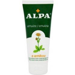 Alpa masážní emulze s arnikou 100 g