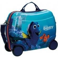 JOUMMABAGS Dětský kufřík na kolečkách Hledá se Dory 25 l