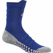 Adidas ponožky Alphaskin Traxion Lightweight Cushioning Crew Modrá 6afdece06a