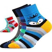 35c414805cb Boma FILIP ABS Protiskluzové ponožky pro děti 3 páry v mixu