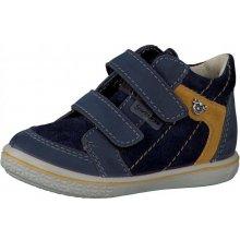 487fb534579 Ricosta 25258-178 Chlapecké botičky CHRIS modrá