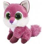 Plyš očka liška růžová