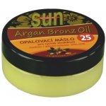SunVital Argan Bronz Oil opalovací máslo SPF25 200 ml