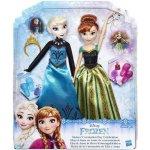 Hasbro Frozen Ledové království Anna a Elsa korunovace