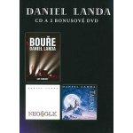 Daniel Landa : Neofolk, Bouře, Tajemství DVD
