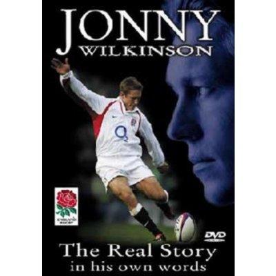 JONNY WILKINSON THE REAL STORY DVD