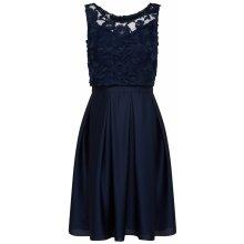 Swing koktejlové šaty marine modrá 2b0b0bb32b4