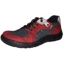 Kacper dámská vycházková obuv 2-0592 červená 3e44f4b587