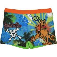 Dětské chlapecké plavky Sun City OE1924 Scooby Doo oranžové 937ded2eef